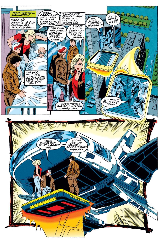Captain America (1968) Issue #440 #392 - English 5