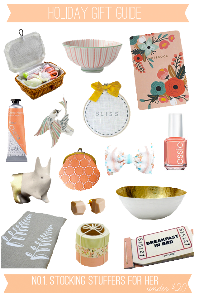 Oh The Lovely Things 2012 Holiday Gift Guide No1