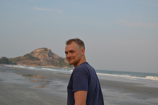 Бег по морскому песчаному пляжу: особенности.
