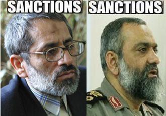 قرار گرفتن دوتن از جنایتکاران رژیم جمهوری اسلامی در فهرست سياه آمریکا