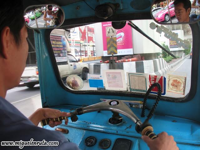 Bangkok Tuk Tuk
