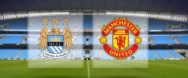 Live Streaming Manchester City vs Manchester United 9 Disember 2012