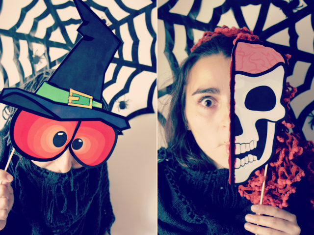 photobooth Halloween