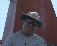 Harry Jimenez, owner of the Galapagos Eco Lodge