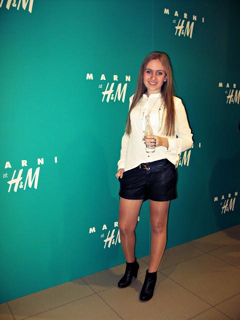 Marni at H&M (7.3.2012 V.I.P at Aupark Bratislava)