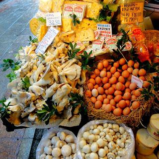 fresh mushrooms istanbul