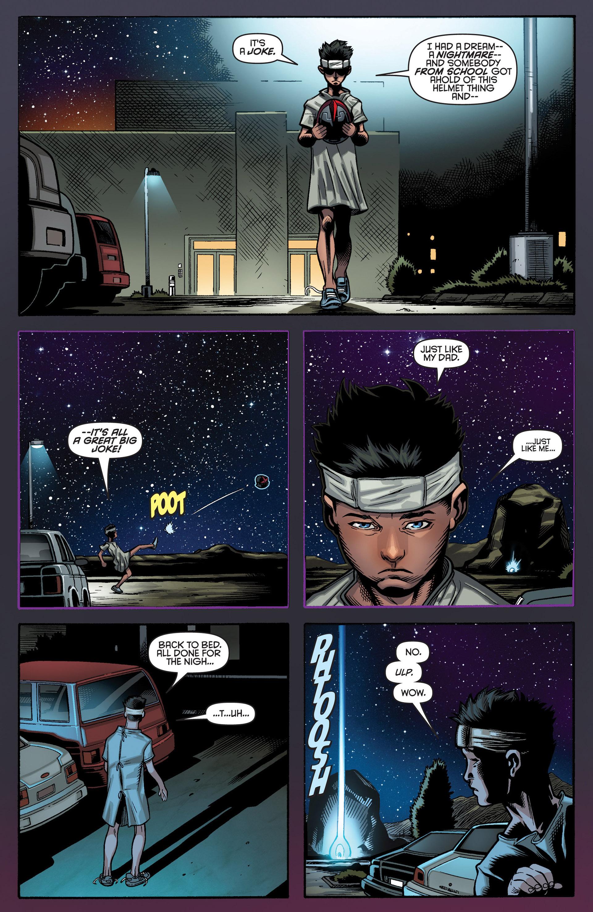 Nova (2013) - Chapter  2 | pic 9