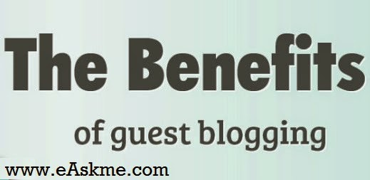 Benefits of Guest Posting : eAskme