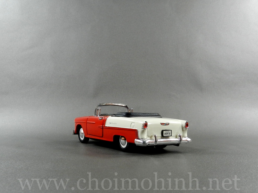 Chevrolet Belt Air 1955 1:32 back