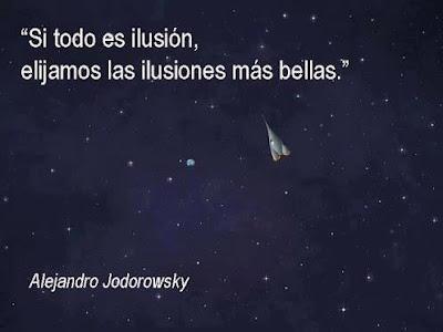 Jodorowsky - Si todo es ilusión, ...
