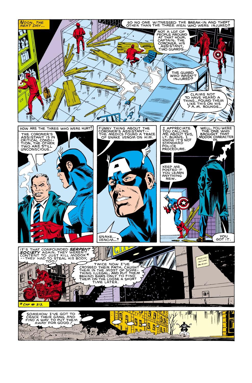 Captain America (1968) Issue #315 #243 - English 4