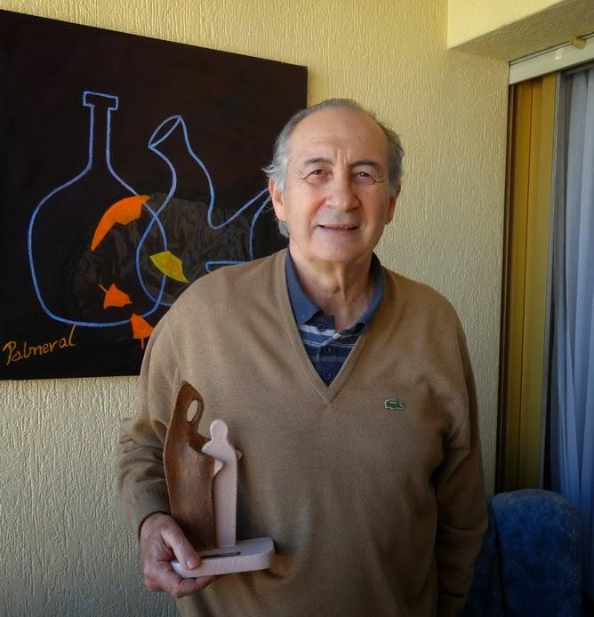 Premio de Poesía para Ramón