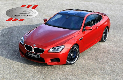 on De Bmw Motorsport Para Nombrarlo Bmw M6 Bi Tronik Iii G Power