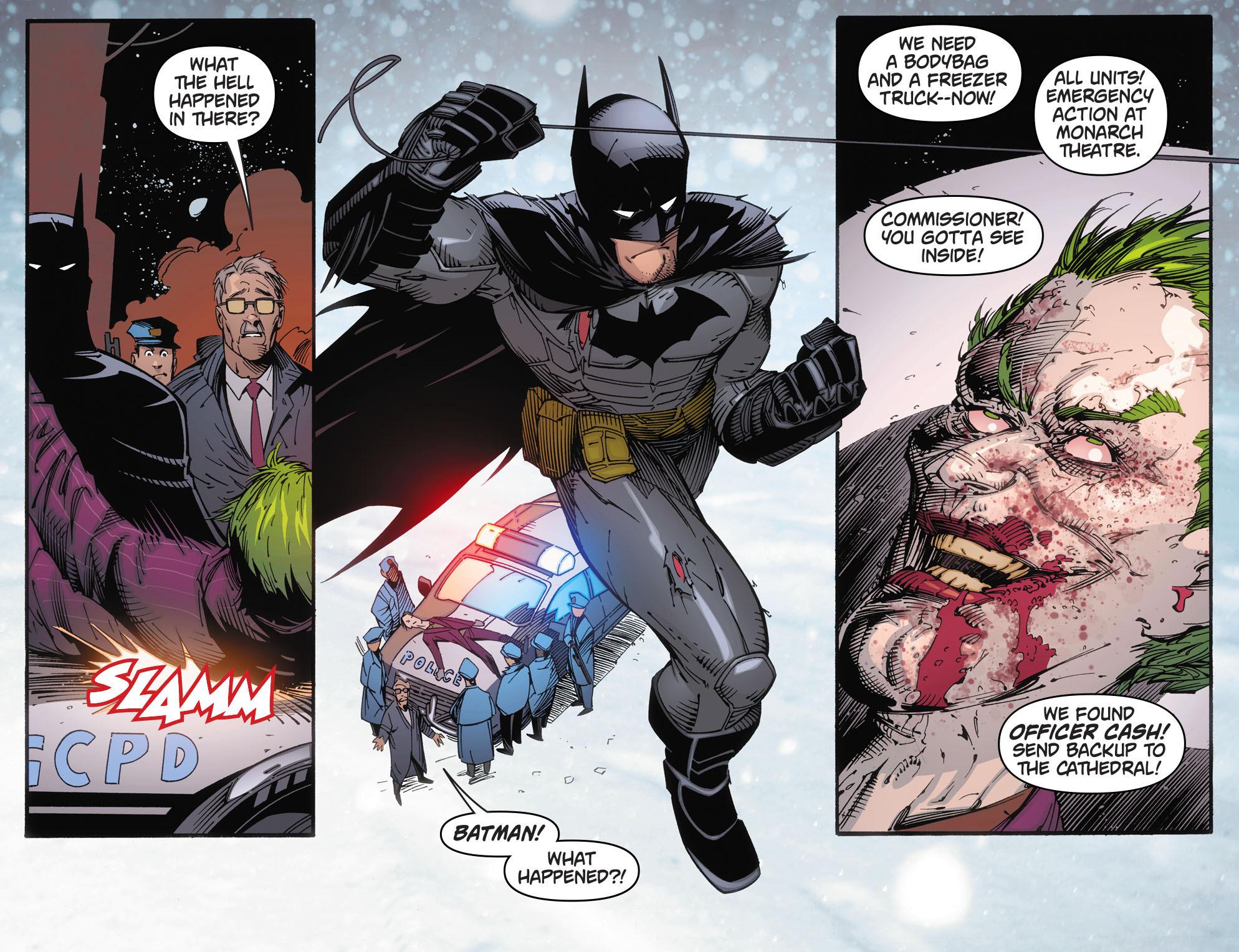 Batman: Arkham Knight [I] Issue #1 #3 - English 4
