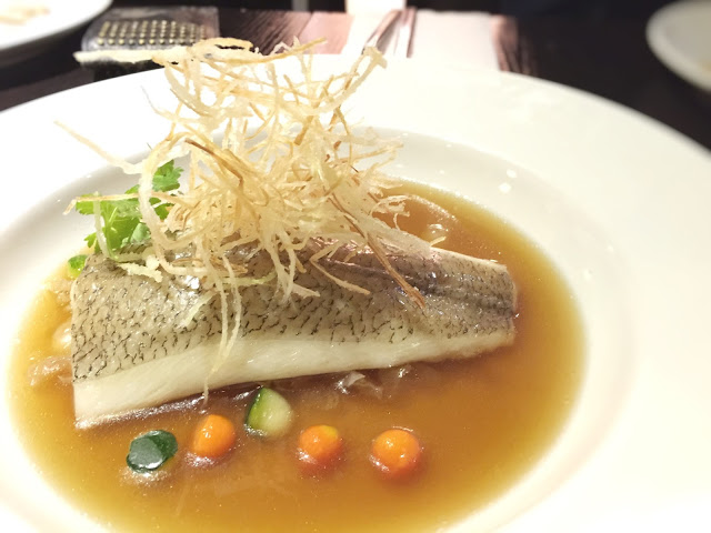 Street 50 - Sixth Happiness Seabass in Essence