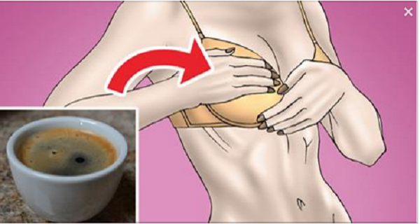 SHE DRANK 3 CUPS OF COFFEE IN 1 DAY, THIS IS WHAT HAPPENED TO HER BREASTS