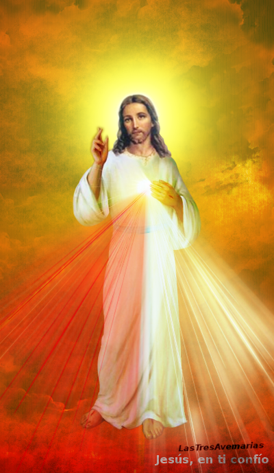 jesus misericoridioso