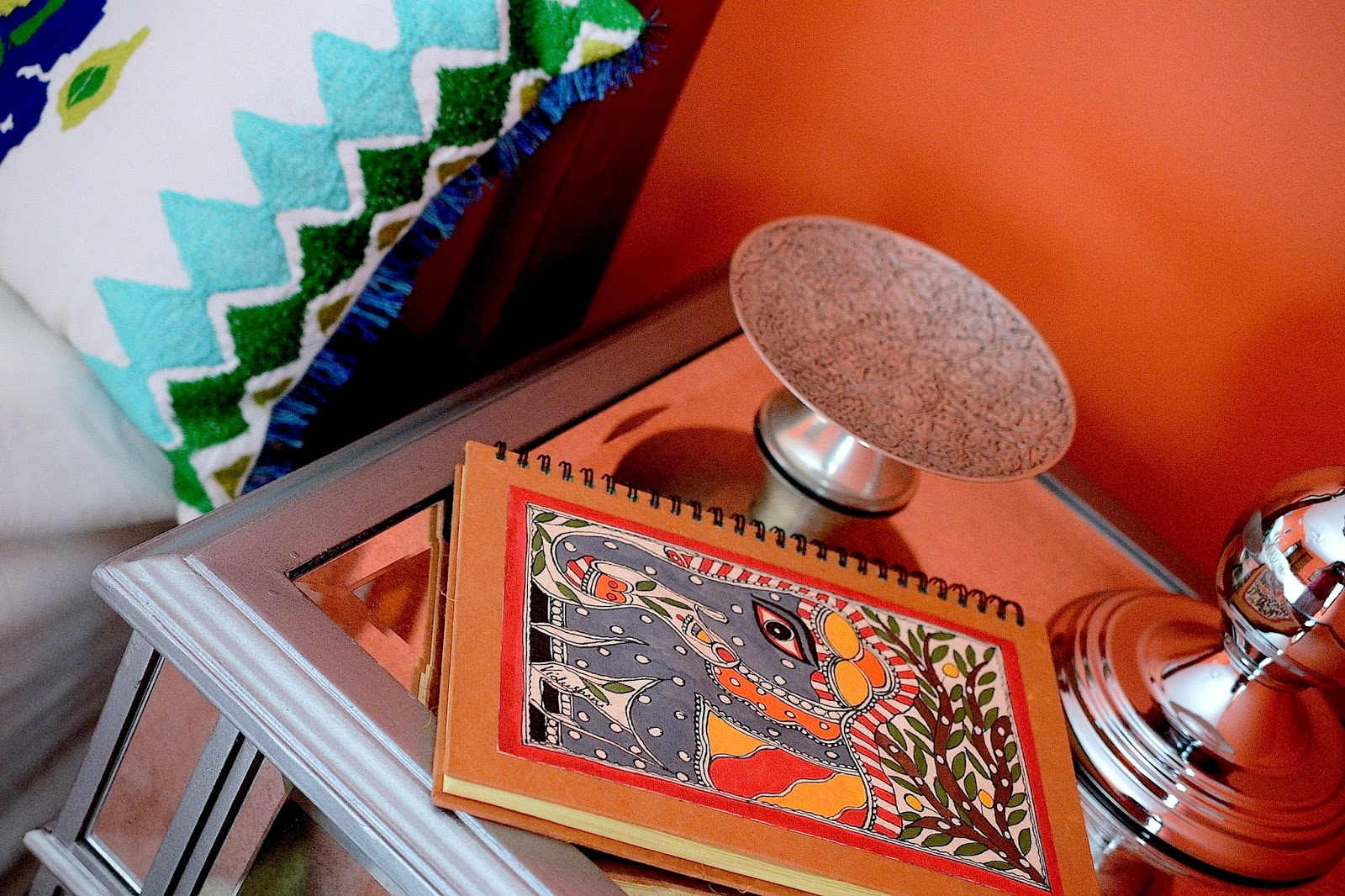 Fusion Dcor: Home Accents Combining Cultures And Art Forms