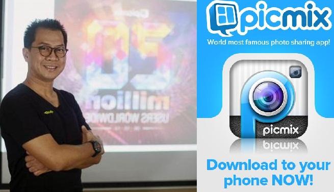 Biodata Profil Calvin Kizana Pencipta Aplikasi PicMix Asal Indonesia