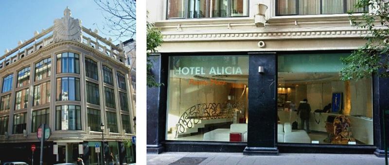 Todo Almod Var Localizaciones Hotel Room Mate Alicia