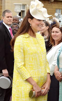 Mode Maternité: La Radieuse Princesse Kate Middleton