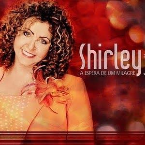 Shirley Carvalhaes finaliza gravação de seu novo CD