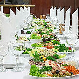 Modern wedding ideas and decoration wedding food - Food decoration for wedding ...