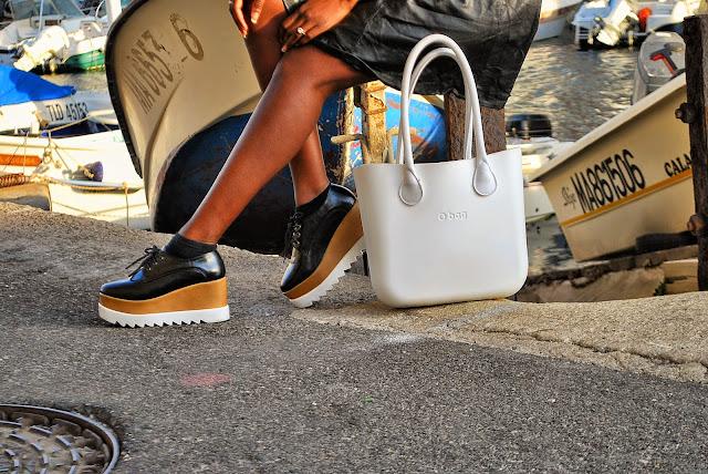 blog mode marseille, jupe patineuse, sac o bag, plateformes plates