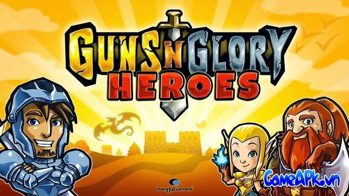 Guns'n'Glory Heroes Premium v1.2.3 hack full tiền cho Android