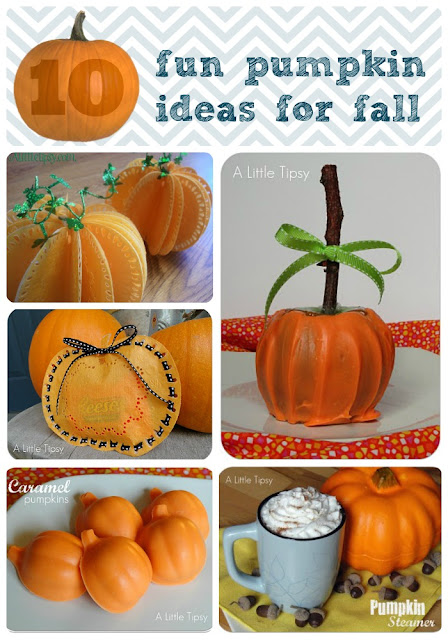 Pumpkin Ideas for Fall