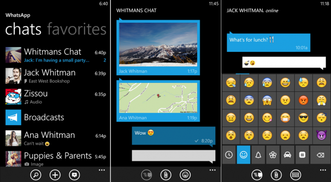 скачать whatsapp для windows phone 8 - фото 11