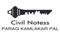 Civilnotes by PARAG KAMLAKAR PAL