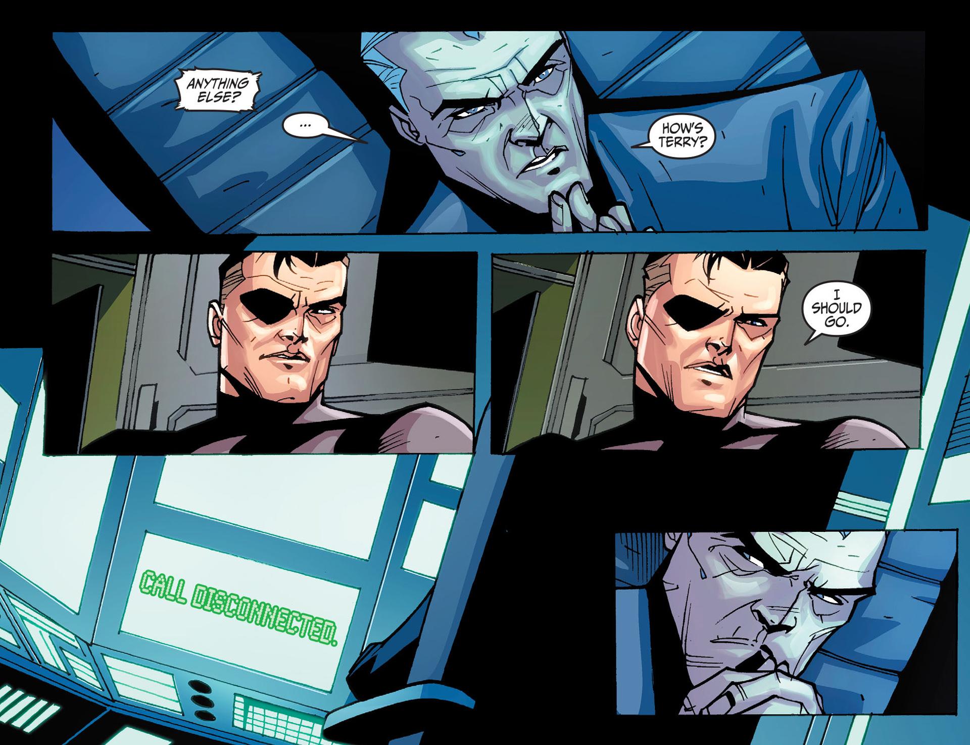 Batman Beyond 2.0 #3 #38 - English 12