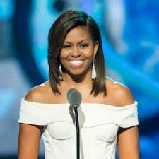 "irst Lady Michelle Obama Delivers Empowering Speech At ""Black Girls Rock"""