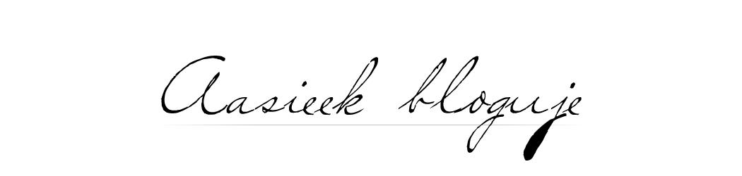 Blog kosmetyczny Aasieek. Recenzje, manicure i make up.