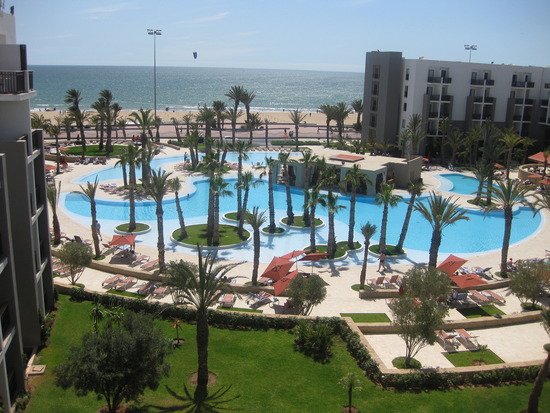 Amadil Beach Hotel Agadir Booking