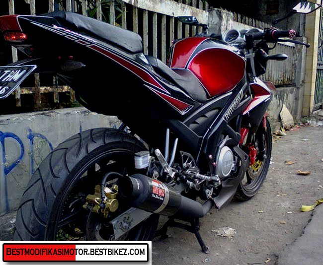 Modifikasi Yamaha Vixion Street Fighter 2013 title=