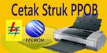 Cetak Struk PPOB Online via Web ChipSaktiCenter.com