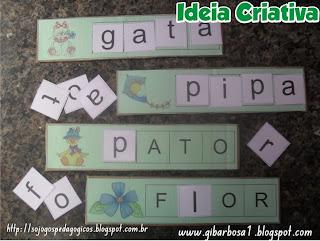 jogo pedagógico letras maiúsculas e minúsculas