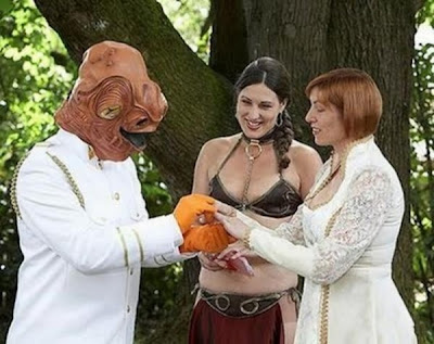 Odd And Weird Wedding Officiant