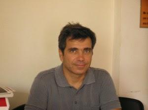 Χρίστος Καραμάνος- Υποψήφιος Περιφερειακός Σύμβουλος Κεντρικού Τομέα Αττικής