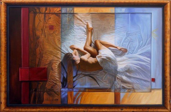 Marcos Damascena 1981   Hyperrealist painter