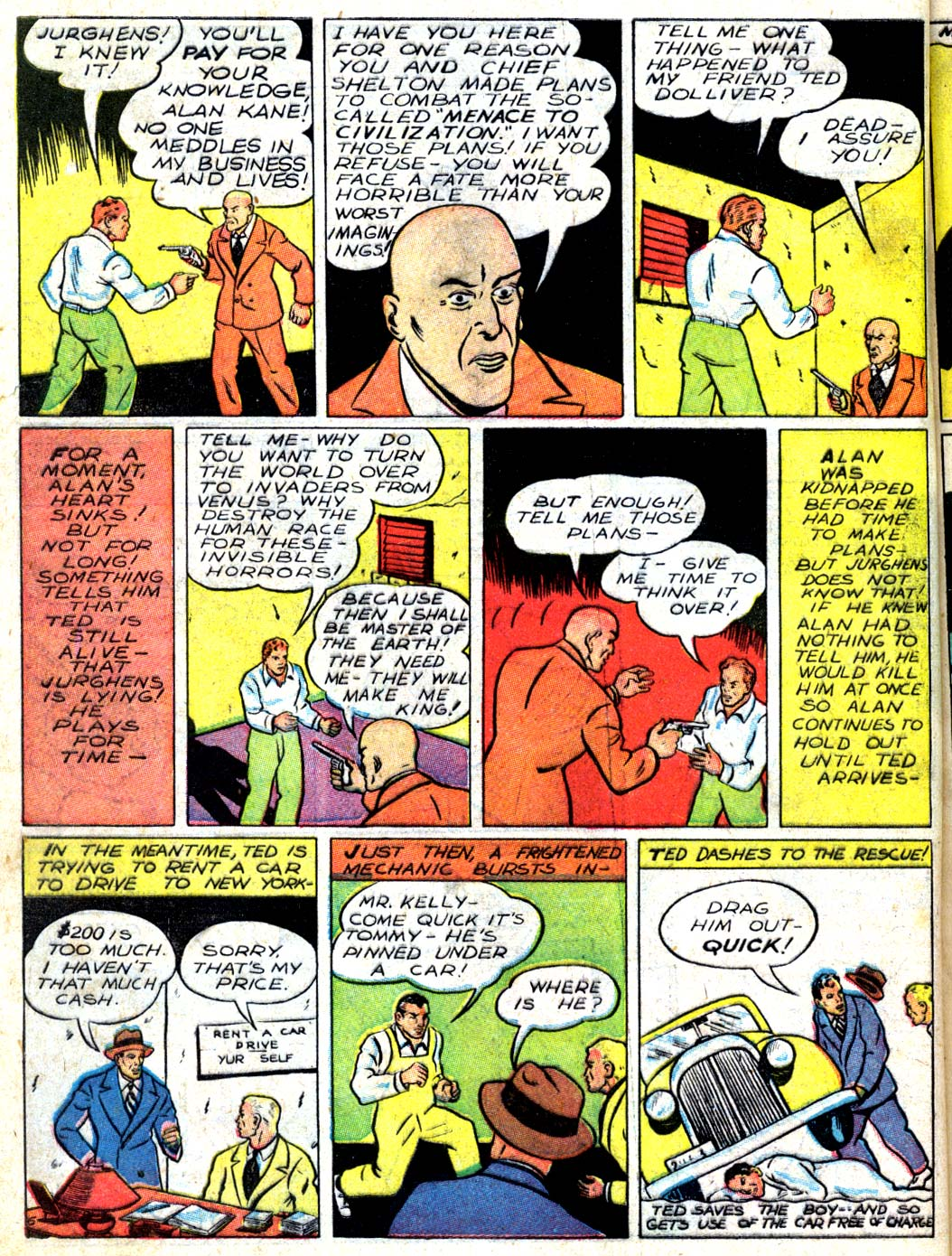 Read online All-American Comics (1939) comic -  Issue #15 - 39