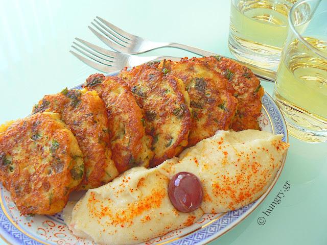 Salt Cod Croquettes & Garlic Dip