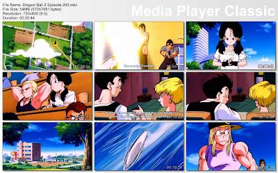 Download Film / Anime Dragon Ball Z Majin Buu Saga Episode 200 Bahasa