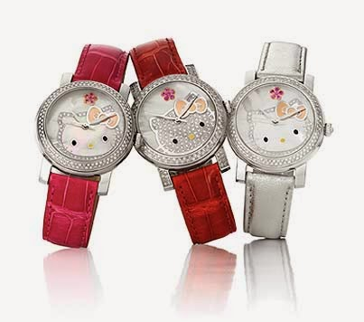 Cute Hello Kitty Watch
