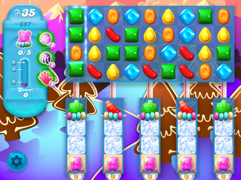 Candy Crush Soda 657
