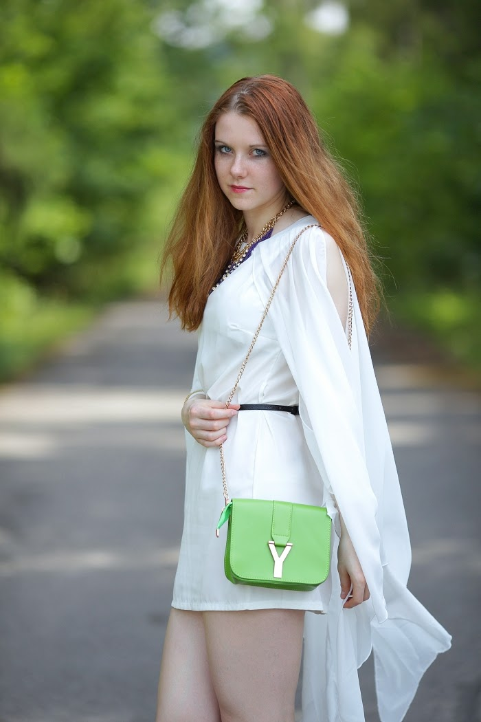 beautiful bloggers, czech republic, white dress, what to wear in summer