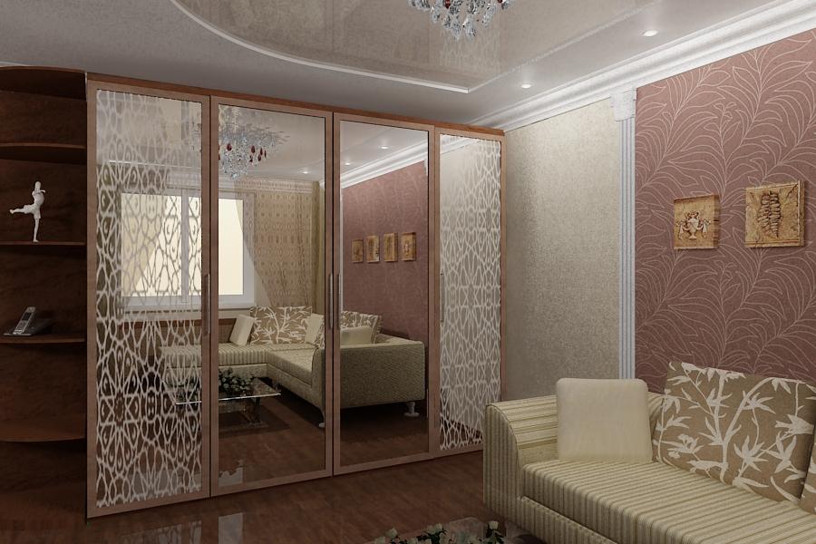 дизайн интерьера малогабаритных квартир эконом класса 4