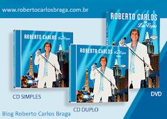 RC em Las Vegas - O novo CD e DVD de Roberto Carlos